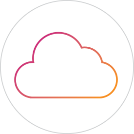 Hosted and Cloud Solutions icon