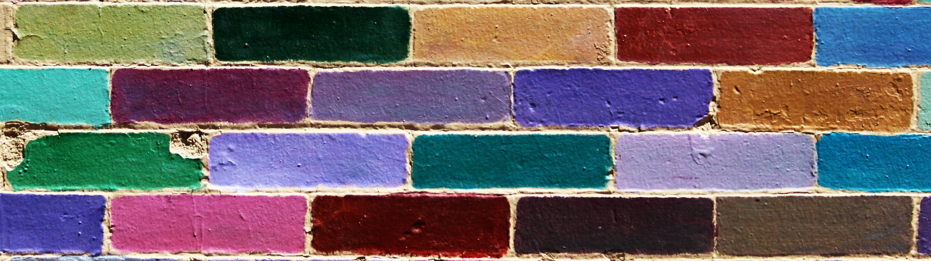 Bricks, by Quinn Dombrowski on Flickr. Creative Commons