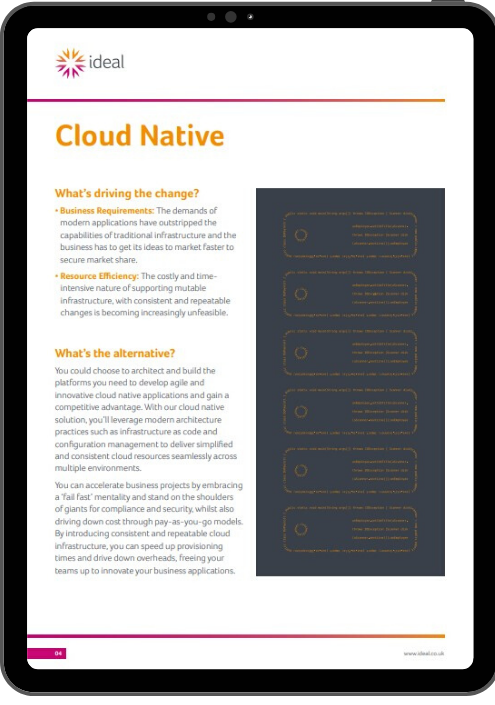 Cloud brochure CN page