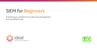 Managed SIEM for Beginners guide front cover